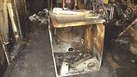 How to avoid a dryer fire at home