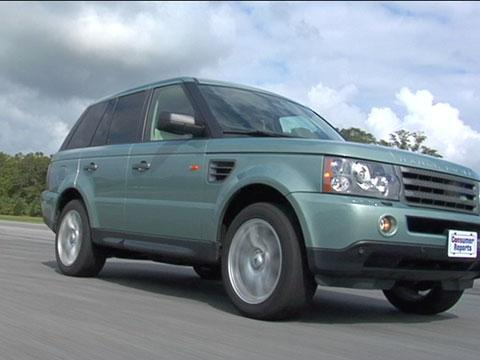 Land Rover Range Rover Sport 2006-2013 Road Test