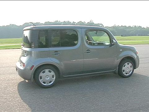 Nissan Cube 2009-2014 Road Test