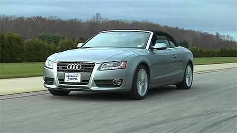 Audi A5 Convertible 2010-2011 Road Test