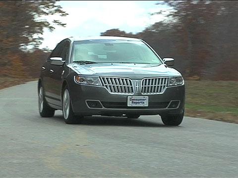 Lincoln MKZ 2010-2012 Road Test