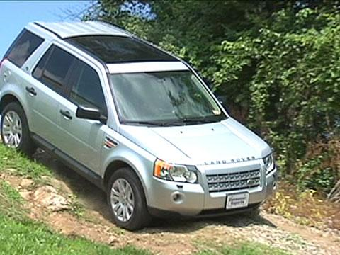 Land Rover LR2 2008-2012 Road Test