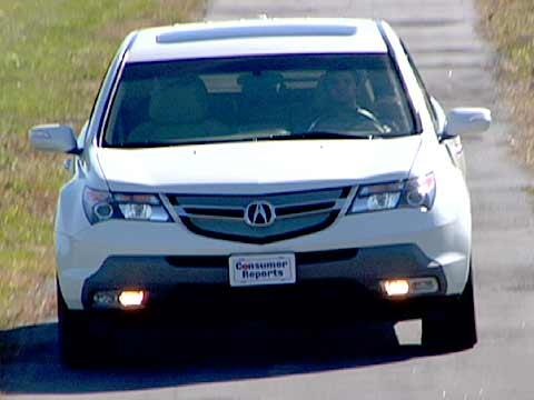 Acura MDX 2007-2013 Road Test