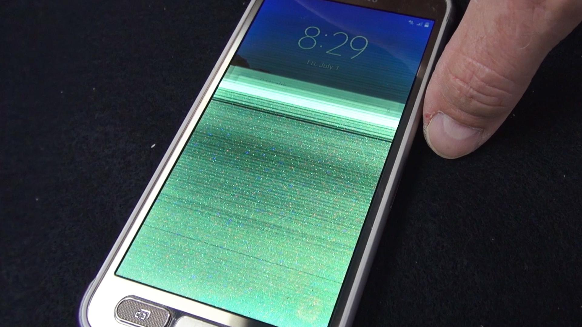 Samsung Galaxy S7 Active Fails Consumer Reports Water