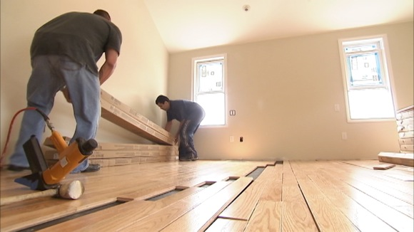 Best flooring reviews consumer reports for Hardwood flooring zero voc