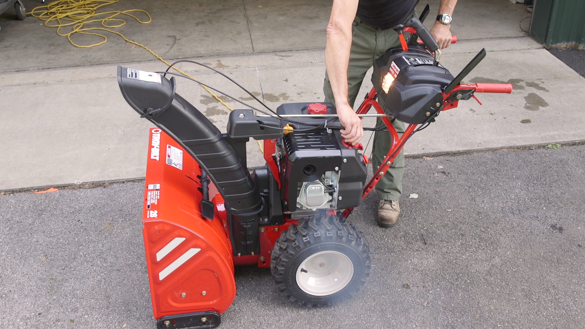 How To Get Your Snow Blower Ready For Winter Consumer