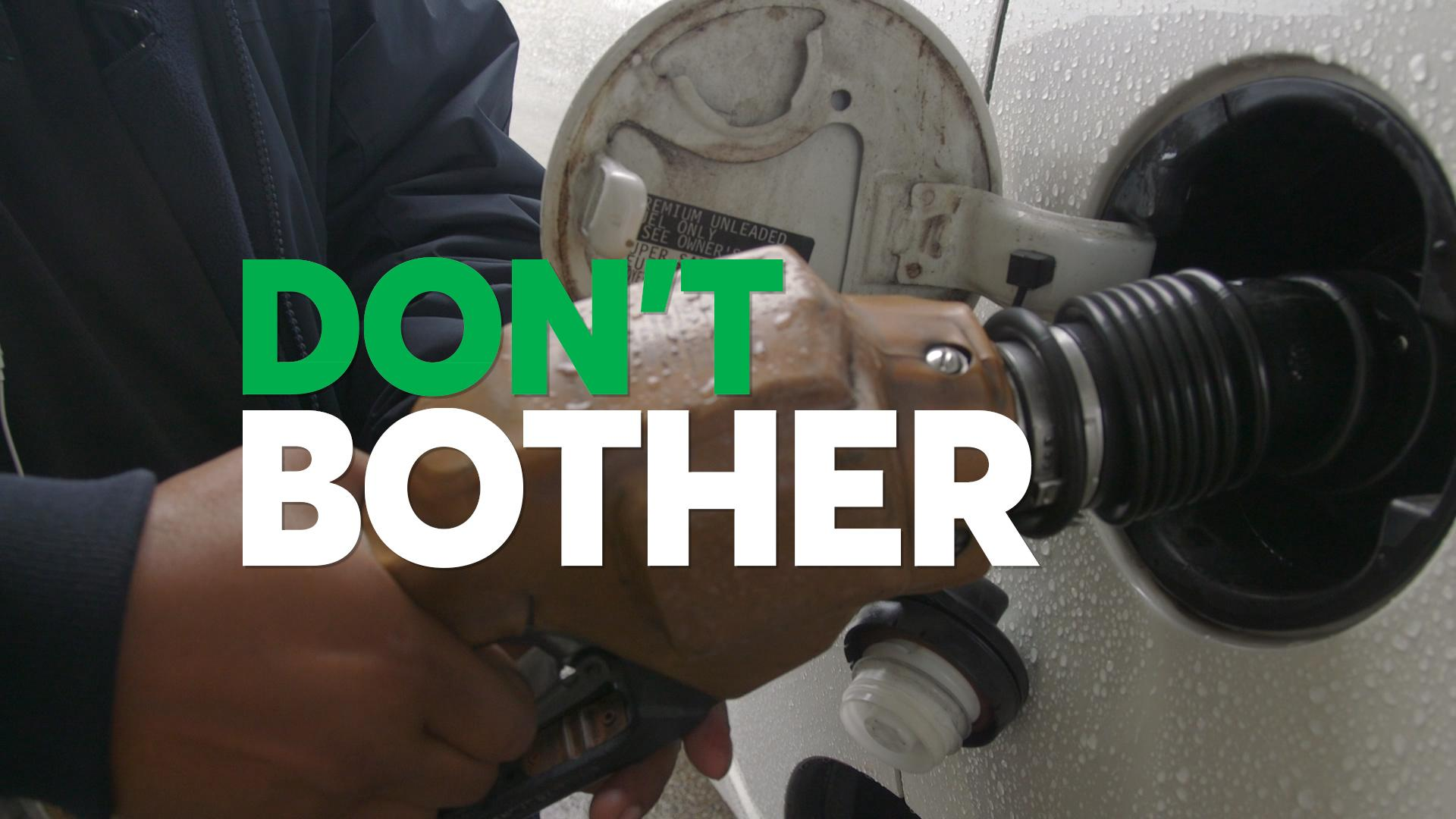 Why You Might Not Actually Need Premium Gas Consumer Reports