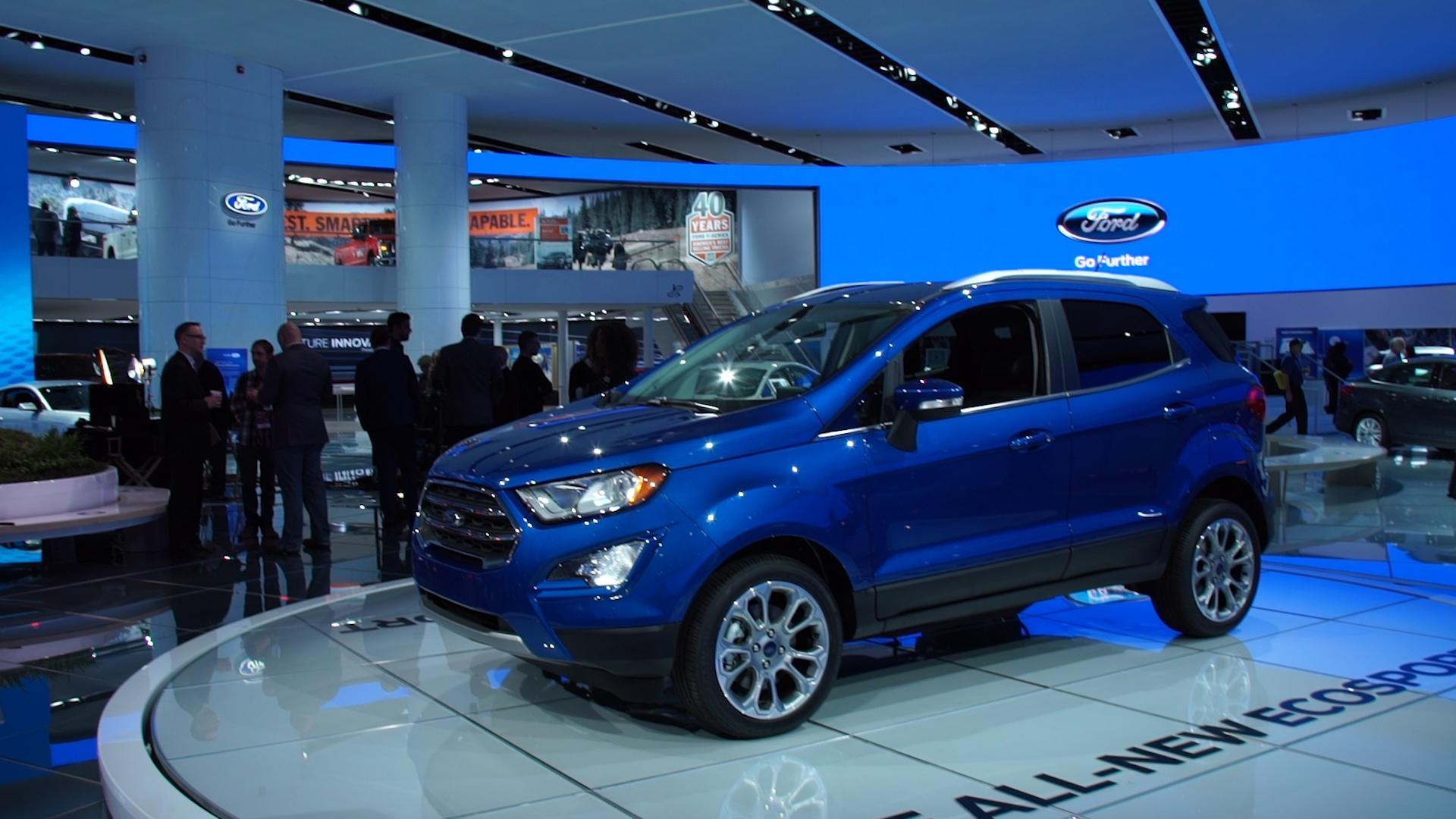 Length Of Ford Ecosport Car