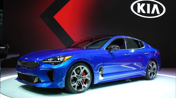 2018 Kia Stinger Preview