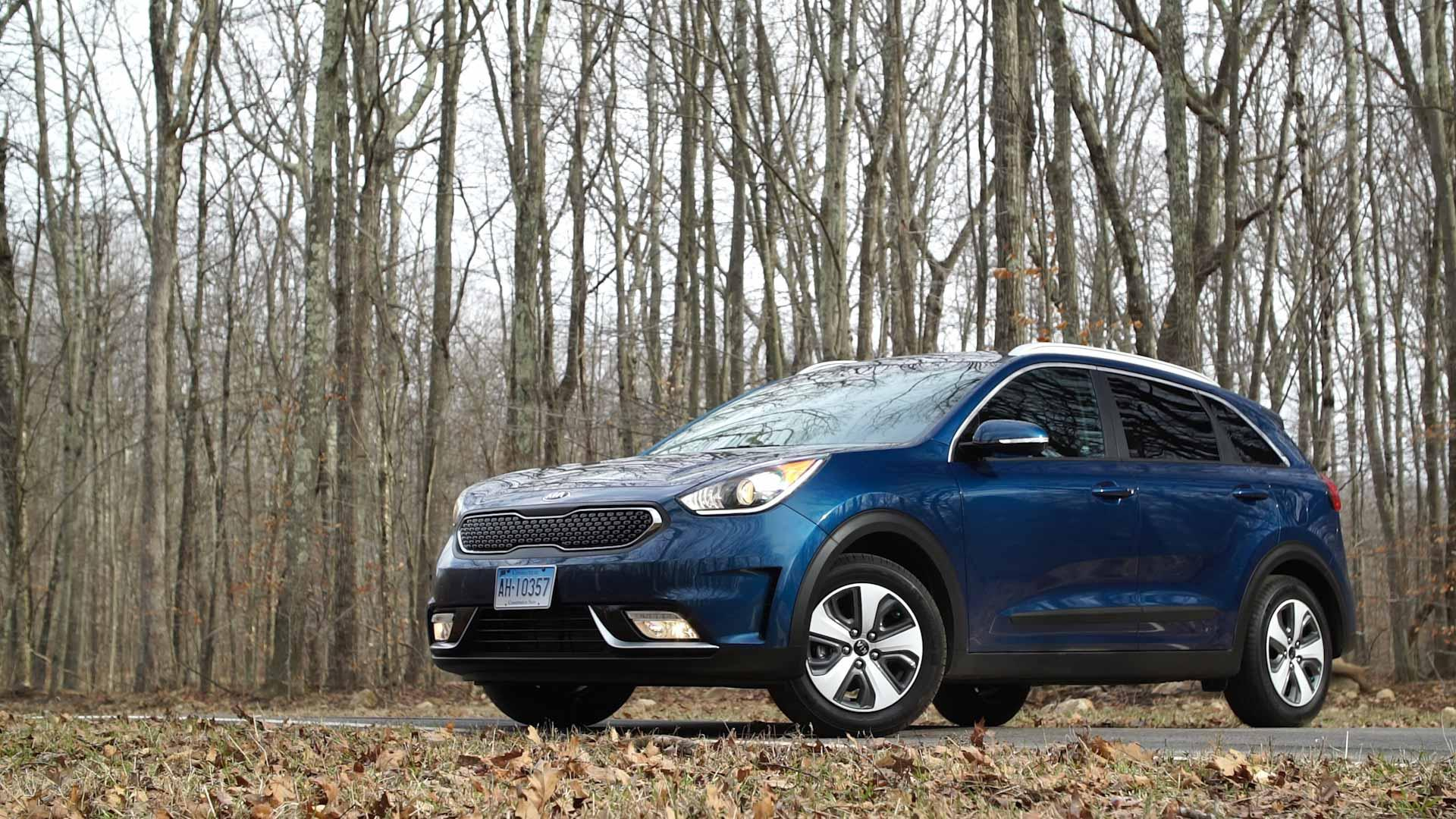 Consumer reports discusses kia niro hybrid and bmw 5 series