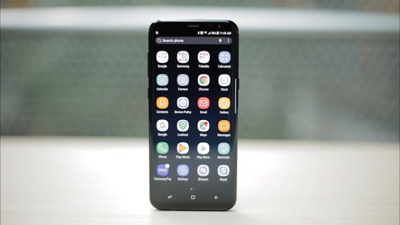 Samsung's New Galaxy S8: First Look