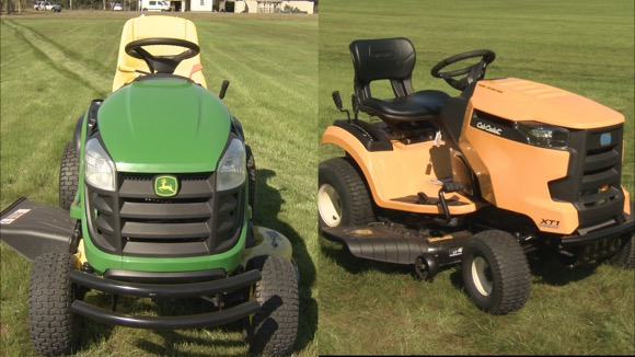Lawn Mower Amp Tractor Buying Guide
