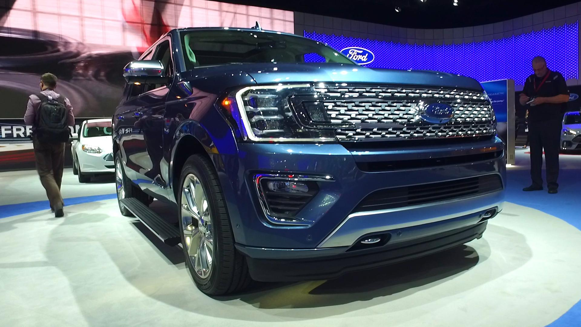 Preview 2018 Ford Expedition Consumer Reports