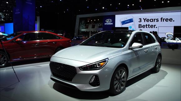 2018 Hyundai Elantra GT Preview
