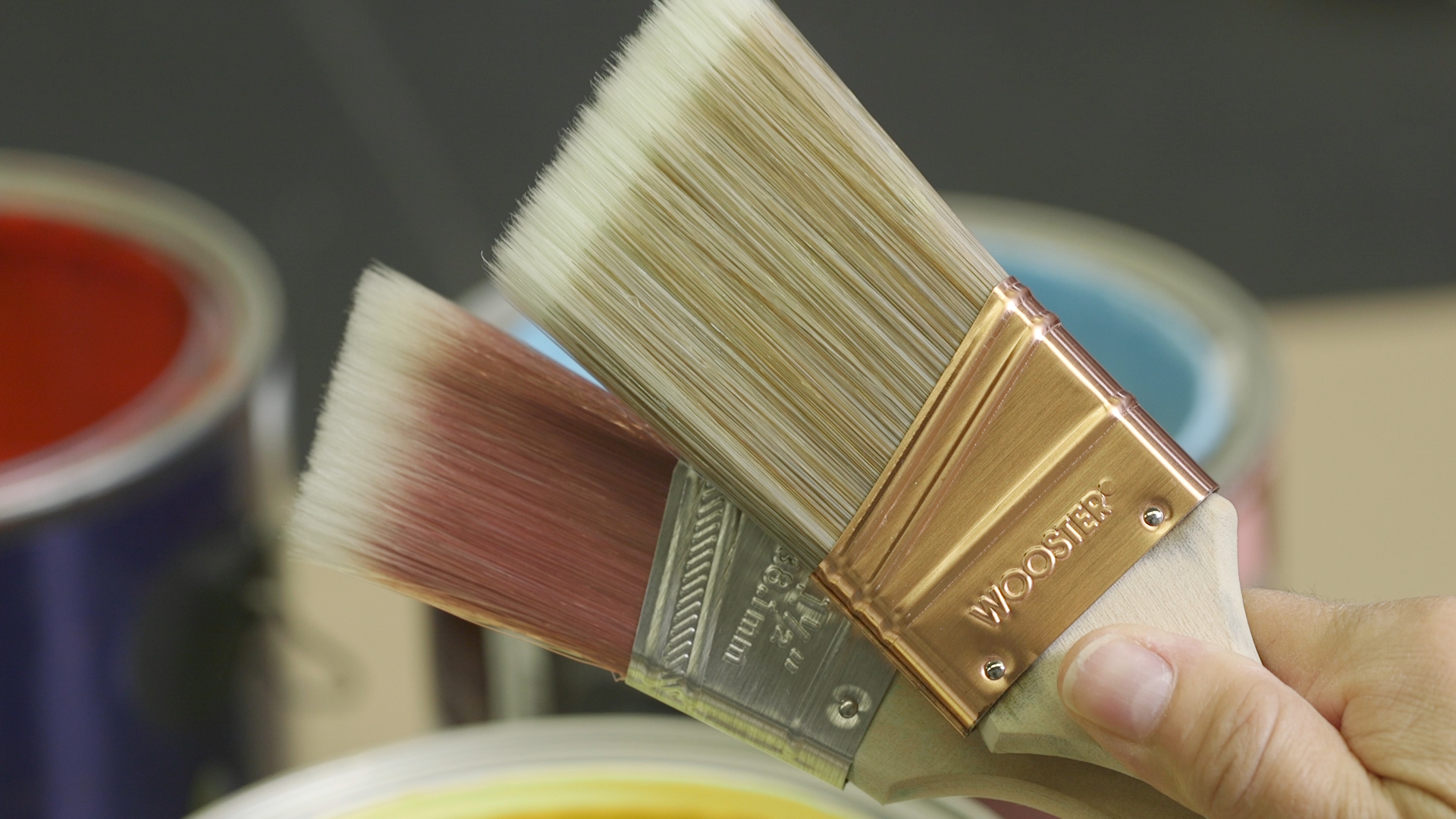 How to Pick a Paint Brush - Consumer Reports