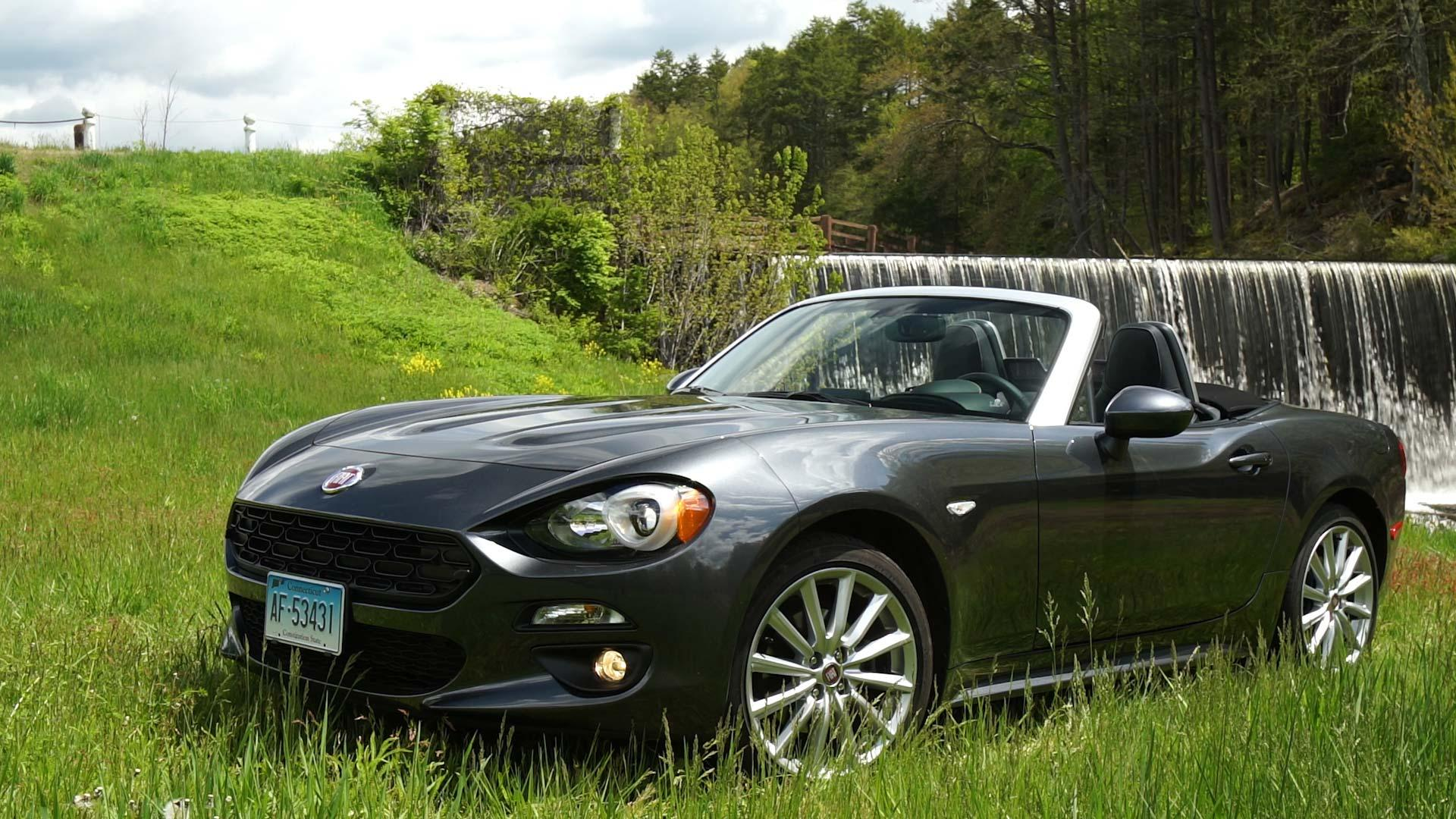 2017 fiat 124 spider review roadster revival