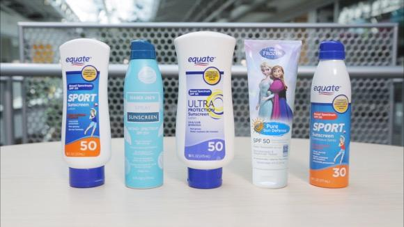 Consumer Reports: Best Cheap Sunscreens