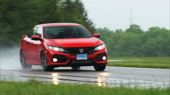 2017 Honda Civic Si Quick Drive