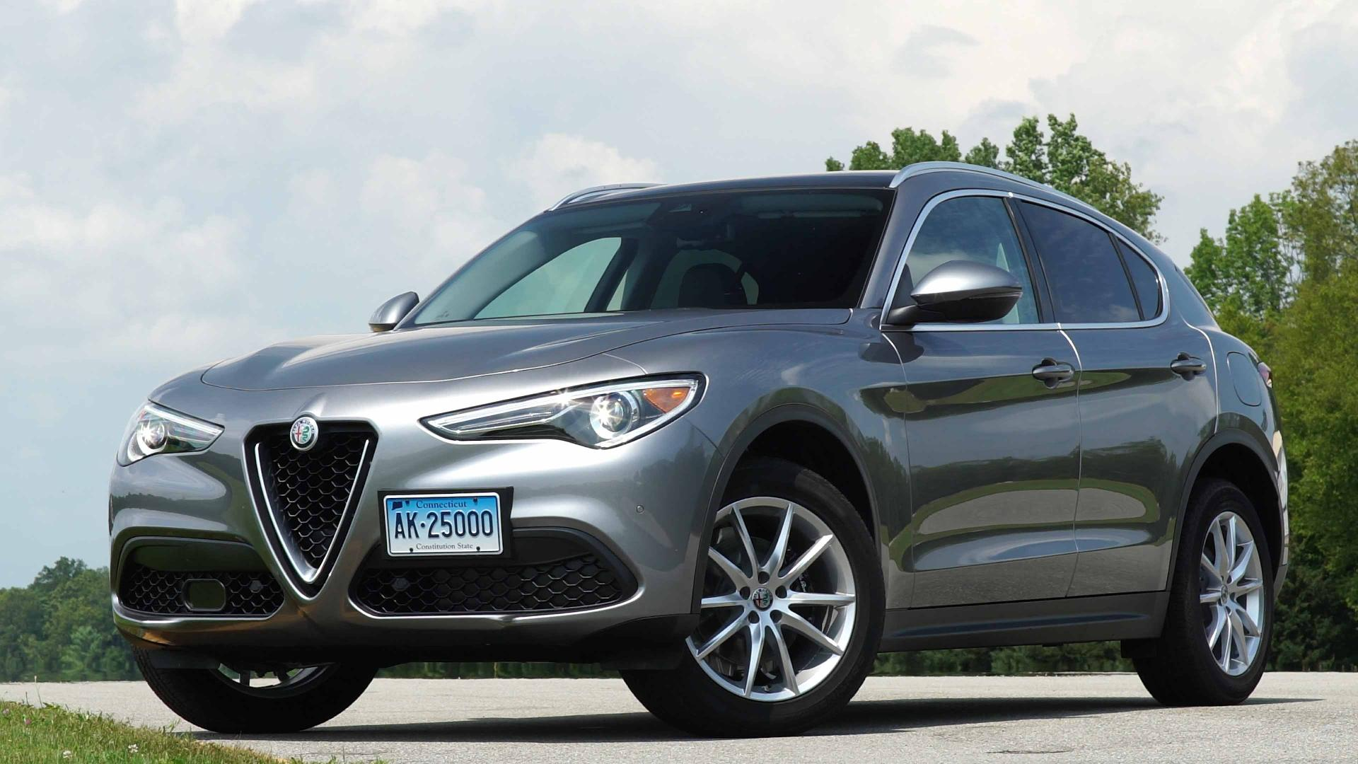 alfa romeo stelvio is agile but annoying - Suv Reviews