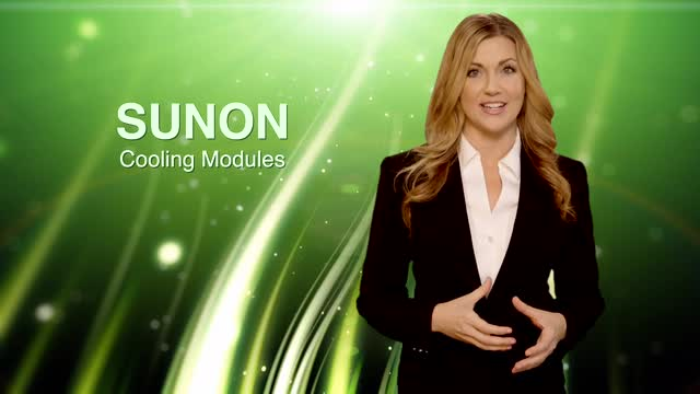 Sunon Cooling Modules