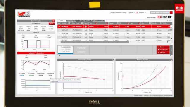@AskLorandt explains: Selecting the proper Inductor with REDEXPERT