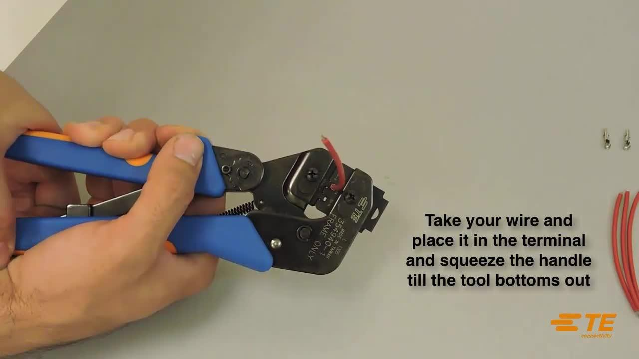 Amp Superseal Ip67 Connectors Te Connectivity Digikey Wiring Harness Manufacturing Pro Crimper How To Video