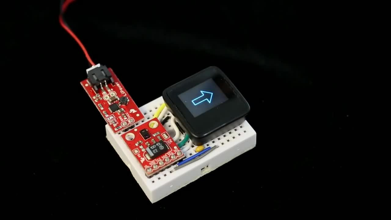 Powering An Arduino Board From The Environment Digikey Is A Little Eyecandy Circuit Which Continuously Cycles Rgb Led Sparkfun Simple Sketch And Gesture Sensor