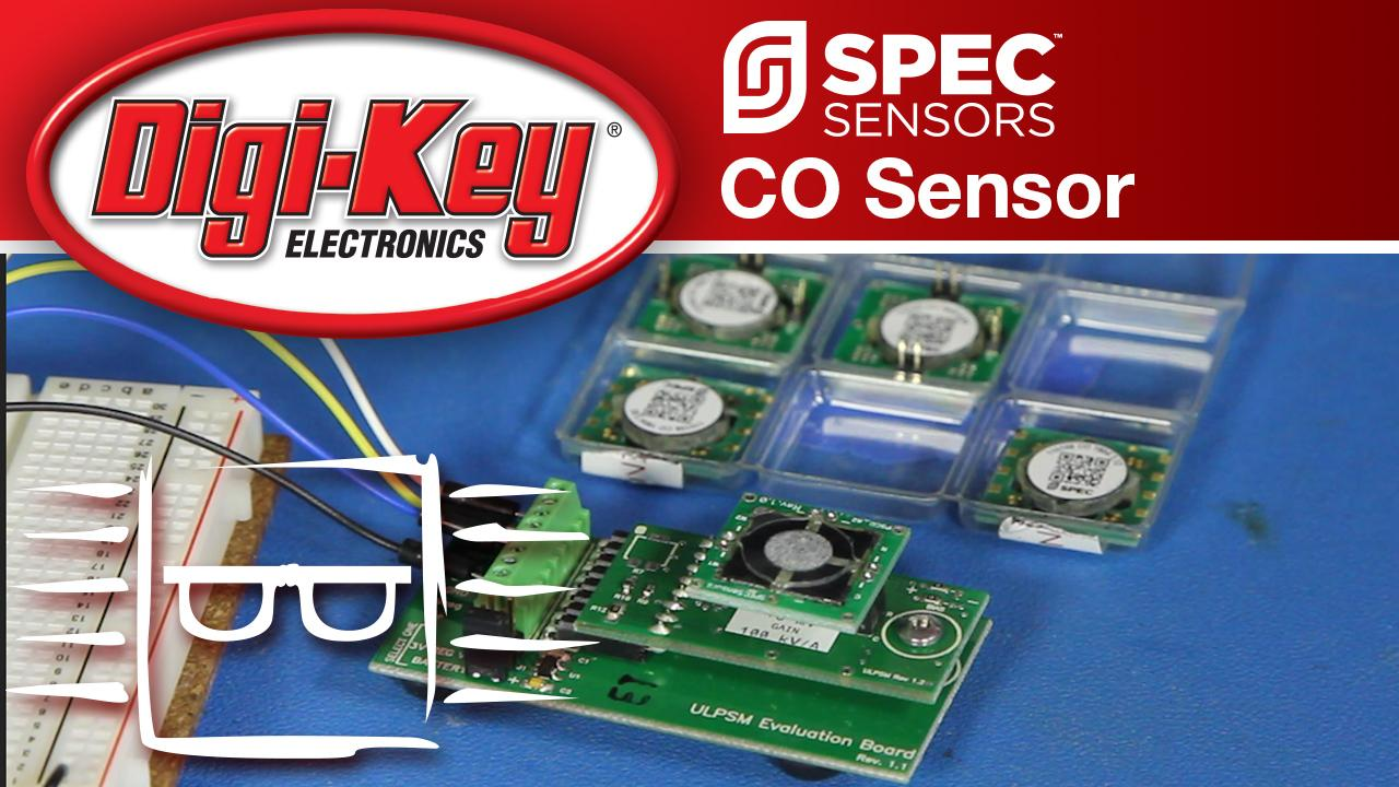 Sensor Based Air Quality Monitoring Digikey Traffic Controller With Down Counter Electronics Forum Circuits Spec Sensors Carbon Monoxide Kit Another Geek Moment