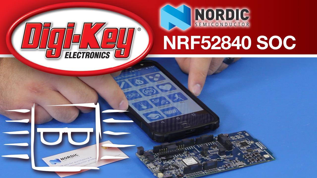 Nordic Semiconductor nRF52840 Development Kit – Another Geek Moment