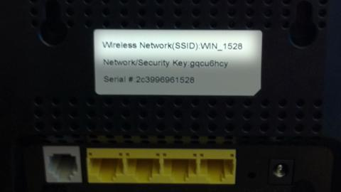 how do i set up my wireless connection in windows xp