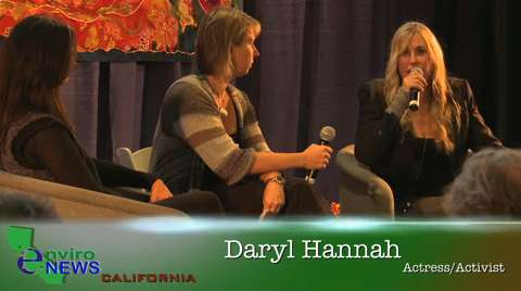 Daryl Hannah Discusses Nature and Being Influenced by the Rocky Mountains