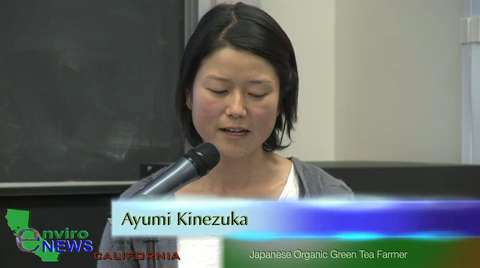 Ayumi Kinezuka Reveals How Japanese Farmers Had to Raise $800,000 Without Governmental Support to Test Their Fukushima-Contaminated Crops