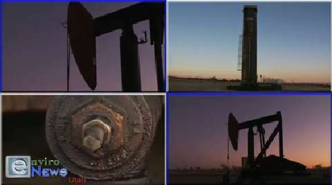 How Would You Feel About an Oil Drill-Rig in Your Backyard?