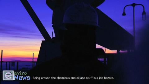 Anonymous Oil CEO Speaks to the Toxic Dangers Encountered by Oil Industry Workers Everyday