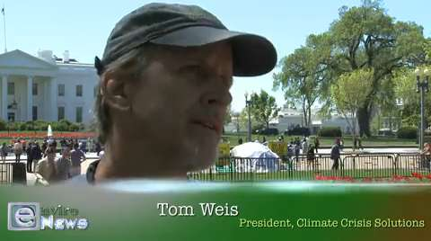 Tom Weis of Climate Crisis Solutions Calls for Mass Protesting and Mobilization of People in Utah over US Tar Sands