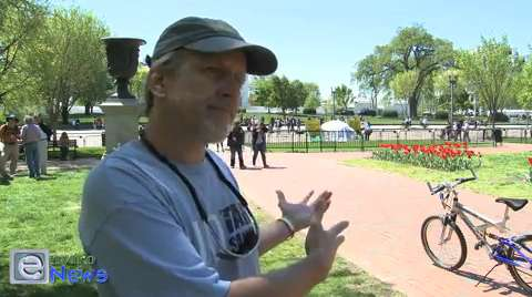 Tom Weis of Climate Crisis Solutions Reflects on Historic Cowboy and Indian Alliance Protest in DC