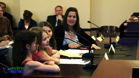 Utah Kids for Clean Air Urge House Committee to Support 'Stricter Than EPA' Bill