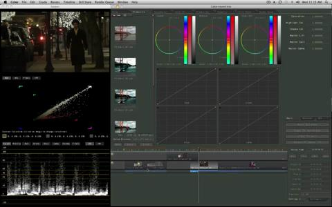 Interfacing with Final Cut Pro