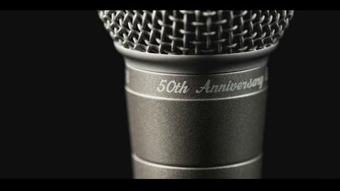 The Legacy Of The SHURE SM58