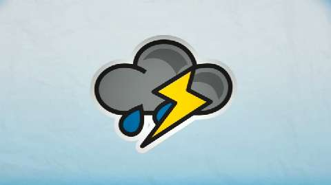In this fun video for kids, we explain more about thunderstorms!