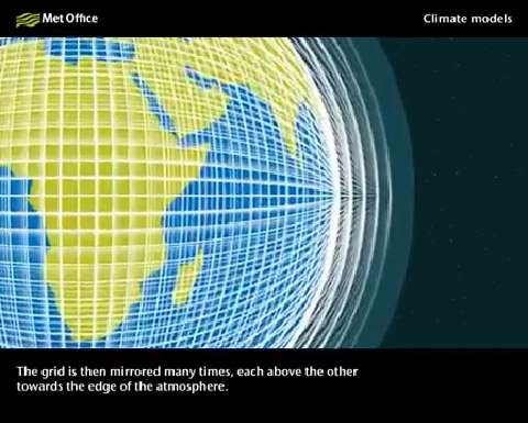 The only way to predict the day-to-day weather and changes to the climate over longer timescales is to use computer models. In this animation we explain how we model climate and why it is useful.