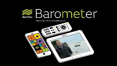 The latest edition of Barometer Magazine from the Met Office.