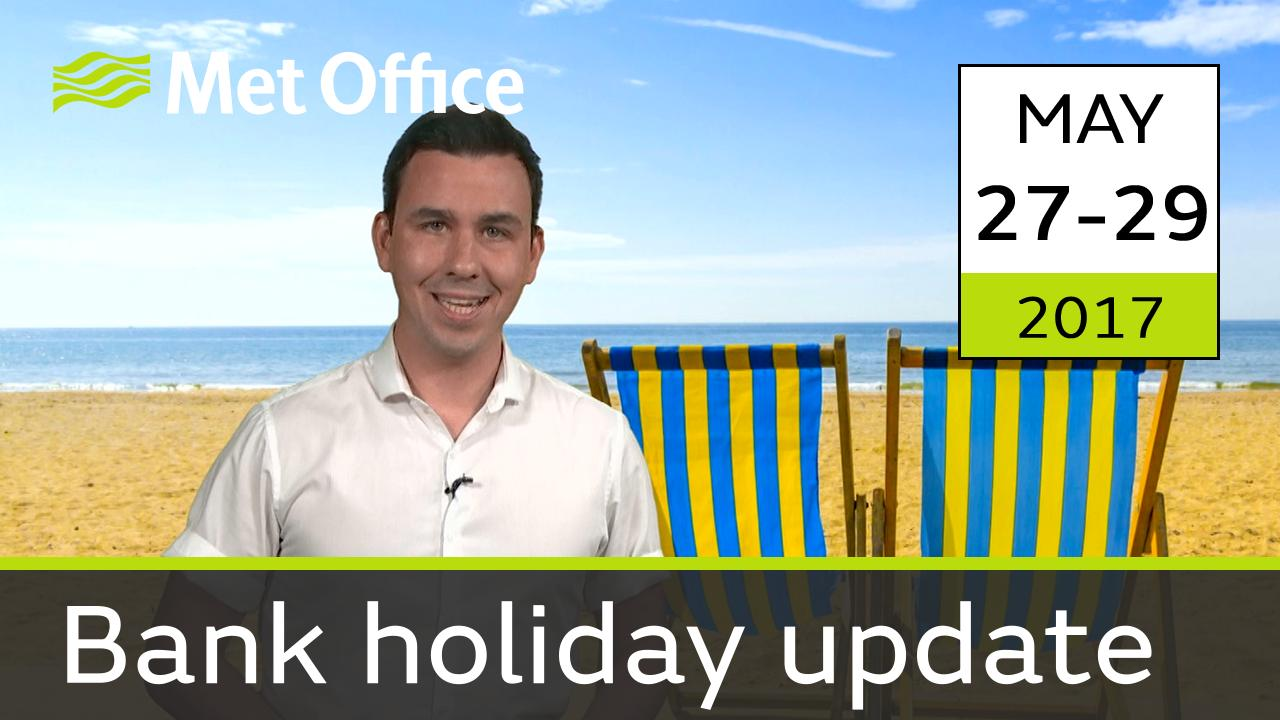 As the heat builds ahead of the Bank Holiday weekend, will it stay hot and sunny or will the humidity set off thunderstorms? Meteorologist Aidan McGivern has the details.