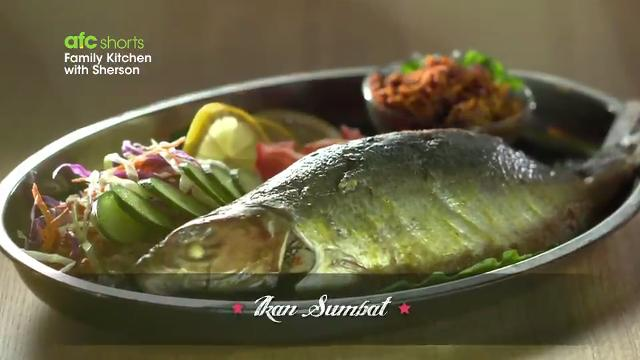Ikan Sumbat | Family Kitchen with Sherson (S2)