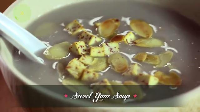 Sweet Yam Soup | Family Kitchen with Sherson (S2)