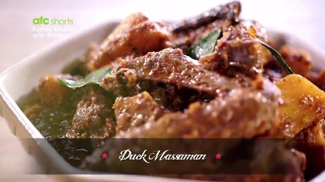 Duck Massaman | Family Kitchen with Sherson
