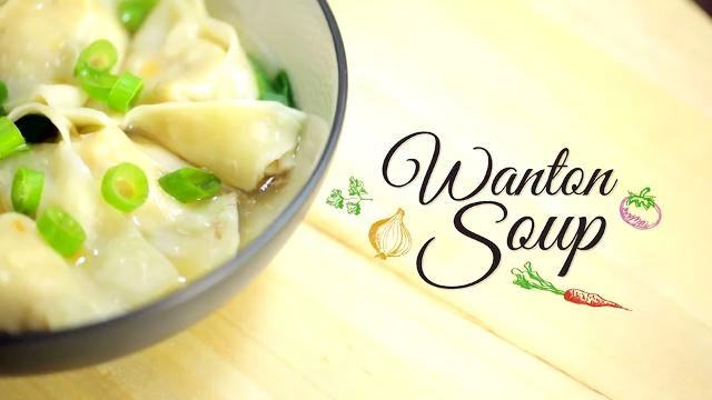 Ep 13: Wanton Soup | Home Cooked: Malaysia