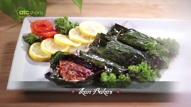 Ikan Bakar (Grilled Fish) | Family Kitchen with Sherson (S2)