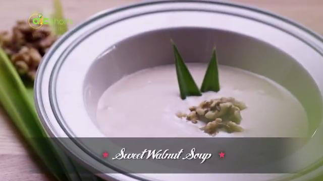 Sweet Walnut Soup | Family Kitchen with Sherson (S2)