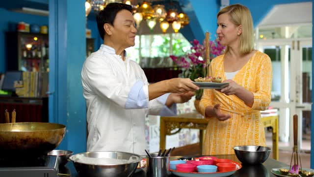 Inspired with Anna Olson - Thailand: Chef Ian Kittichai